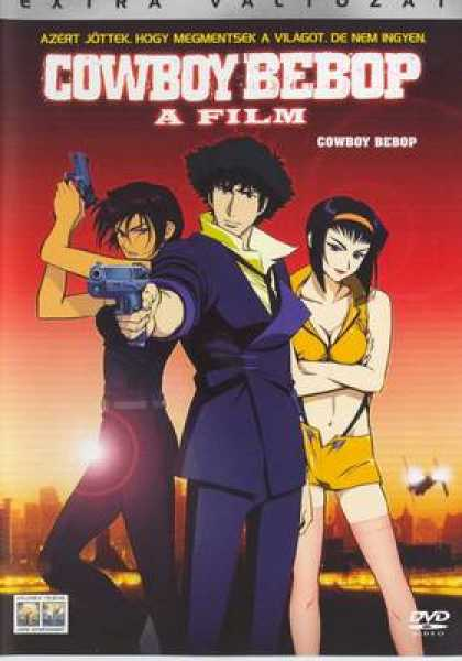 TV Series - Cowboy Bebop Hungarian