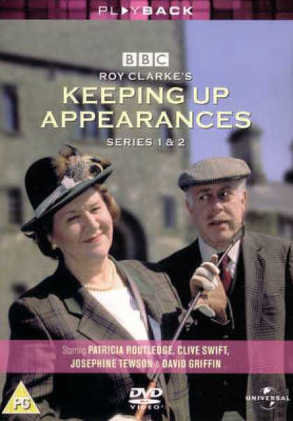 TV Series - Keeping Up Appearances Complete &2 (3