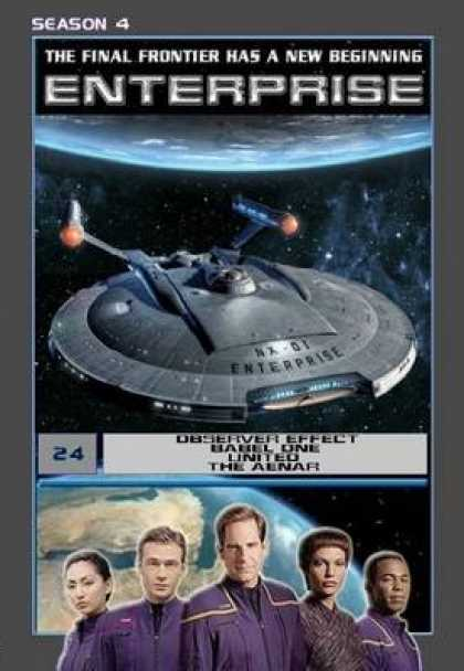 TV Series - Star Trek Enterprise Episodes 11