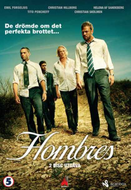 TV Series - Hombres SWEDISH
