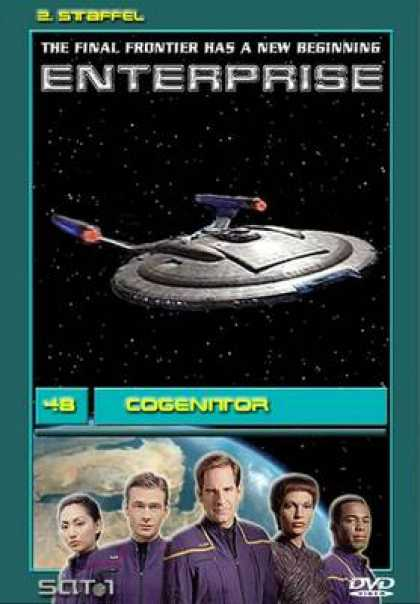 TV Series - Star Trek Enterprise 2x22 GER