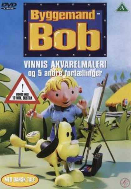 TV Series - Bob The Builder 0 Danish