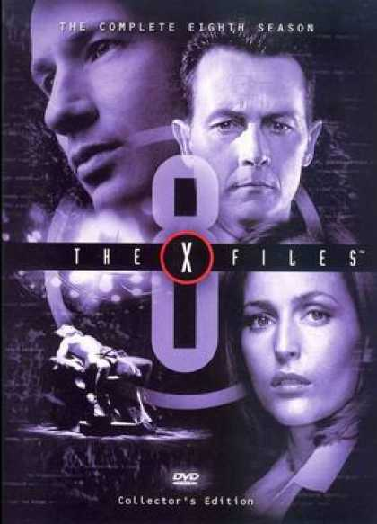 TV Series - The X Files The Complete Eighth Season