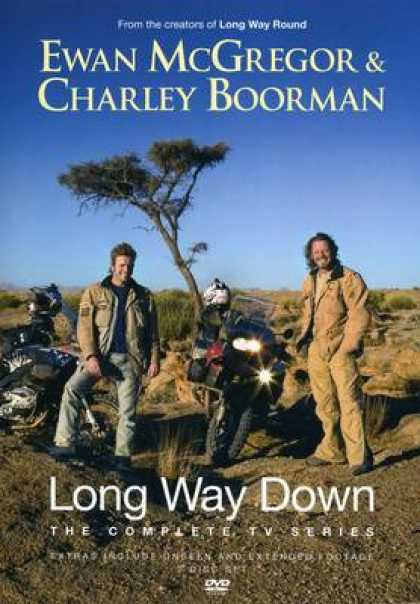 TV Series - Long Way Down