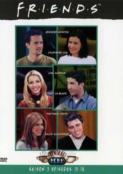 TV Series - Friends 3