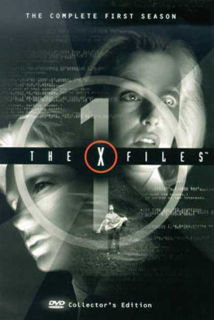 TV Series - The X-files CE