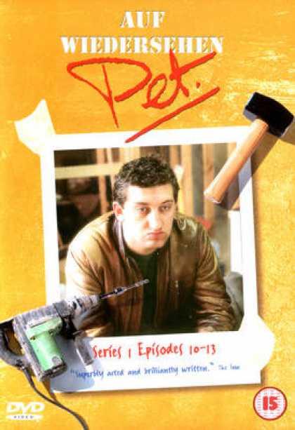 TV Series - Auf Wiedersehen Pet Episodes 10-13