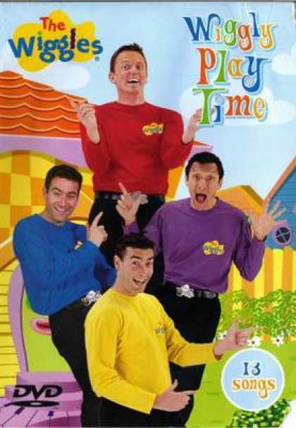 TV Series - The Wiggles- Wiggly Play Time