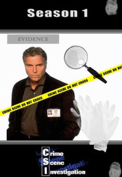 TV Series - CSI - 2 3 4 5