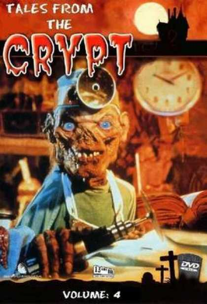 TV Series - Tales From The Crypt Of