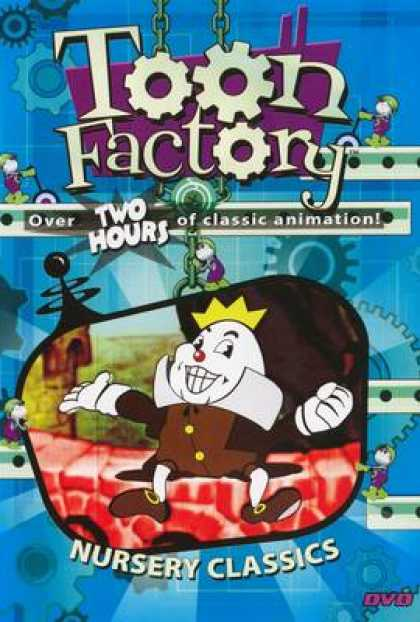TV Series - Toon Factory - Nursery Classics