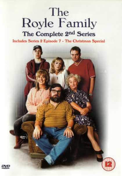 TV Series - The Royle Family The Complete 2nd Series
