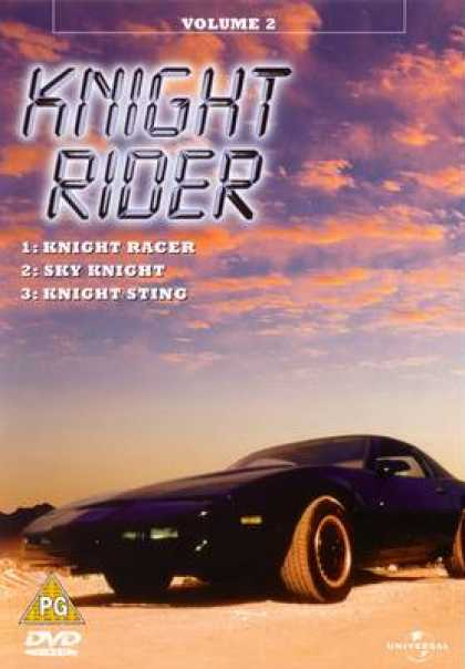 TV Series - Knight Rider