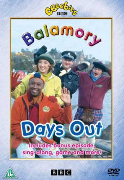 TV Series - Balamory Days Out