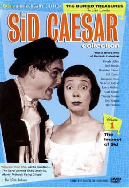 TV Series - The Sid Caesar Collection