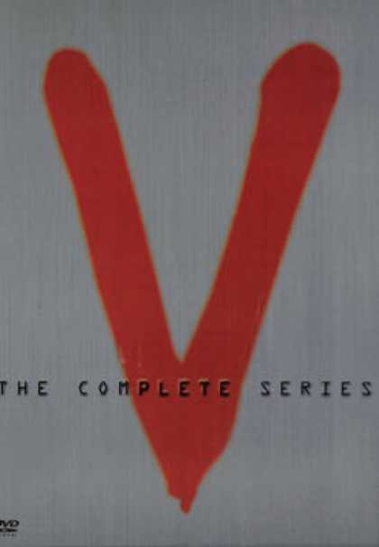 TV Series - V: The Complete Series - Thinpack