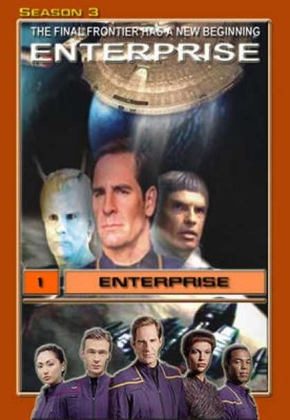 TV Series - Enterprise Episodes 01 -