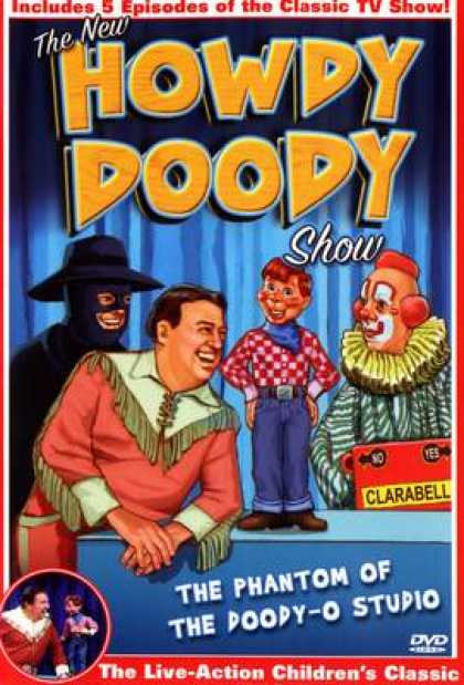 TV Series - The New Howdy Doody Show