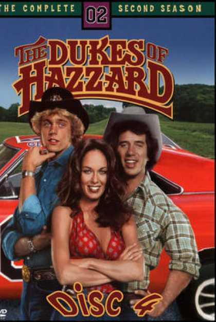 TV Series - The Dukes Of Hazzard The Complete Second Seaso