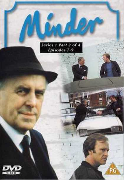 TV Series - Minder - 3 Of