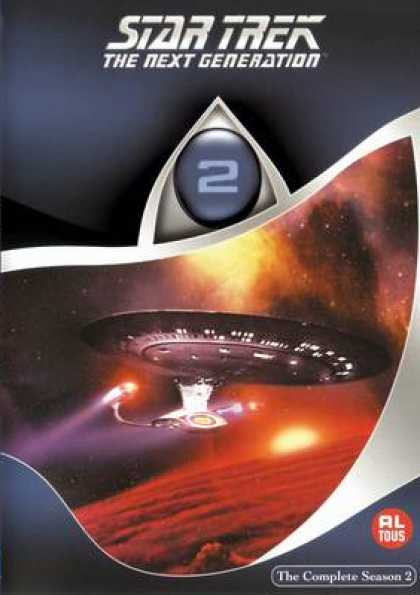 TV Series - Star Trek The Next Generation Complete Season