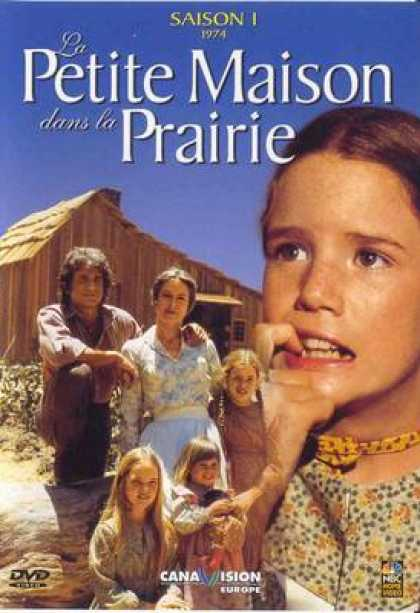 TV Series - The Little House On The Prairie