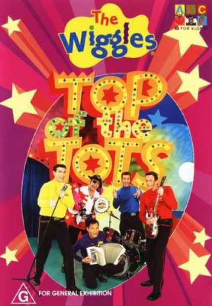 TV Series - The Wiggles- Top Of The Tots