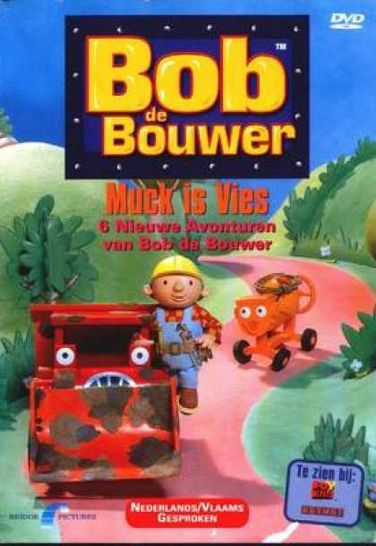 TV Series - Bob The Builder - Muck Is Dirty