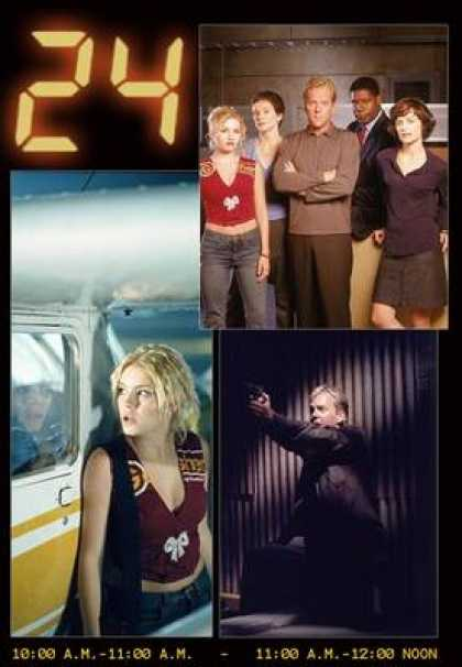 TV Series - 24 Temp 1 Cap 111 - 112