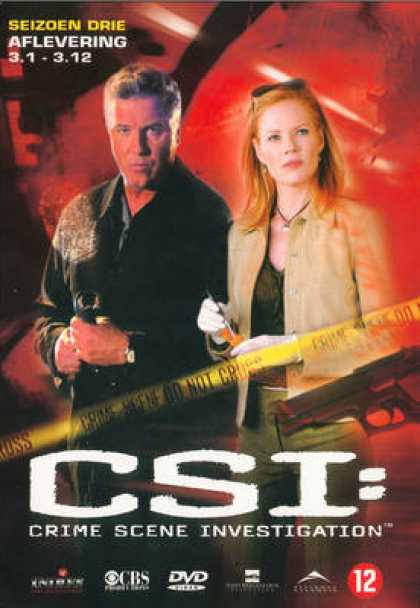 TV Series - CSI: Crime Scene Investiagtion