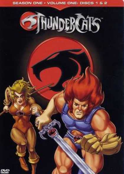 TV Series - Thundercats And