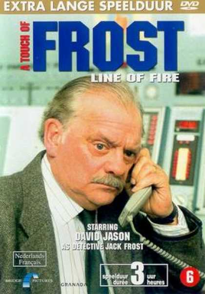 TV Series - A Touch Of Frost Line Of Fire