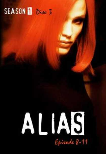 TV Series - Alias Episodes 8-11