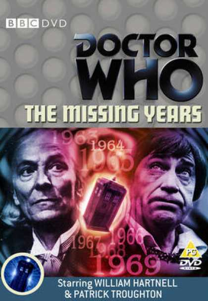 TV Series - Doctor Who - The Missing Years