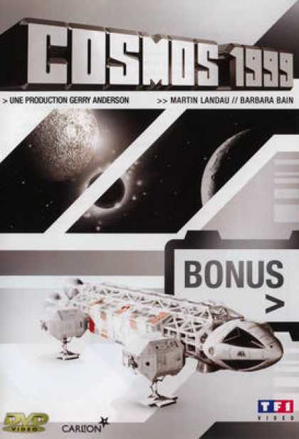 TV Series - Cosmos 1999 Bonus Dvd