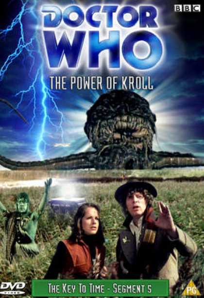 TV Series - Doctor Who - The Power Of Kroll