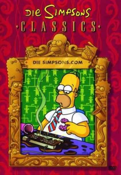 TV Series - Die Simpsons Classics - Die Simpsons.com