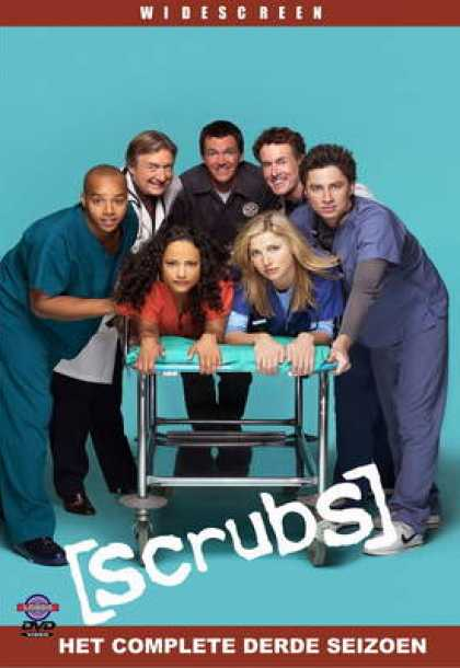 TV Series - Scrubs - Seizoen