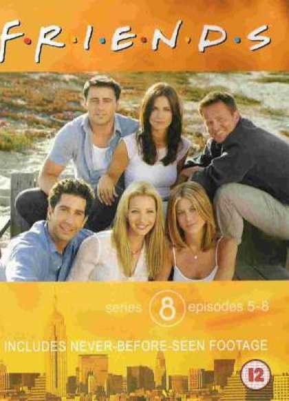 TV Series - Friends Episodes 5
