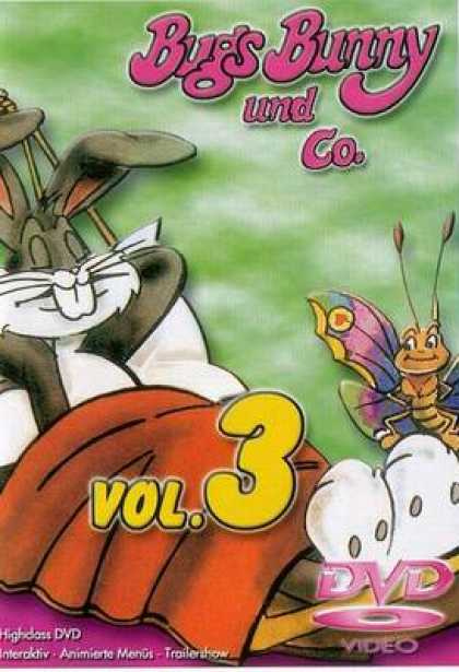 TV Series - Bugs Bunny And Co German