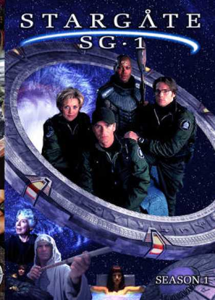 TV Series - Stargate SG1 2 3 4 5 6 7 8 Set P1