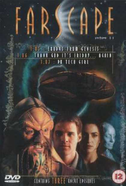 TV Series - Farscape 1.3