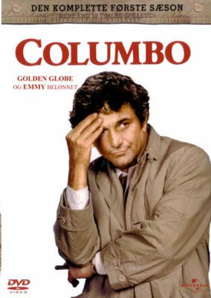 TV Series - Columbo - Complete DANISH