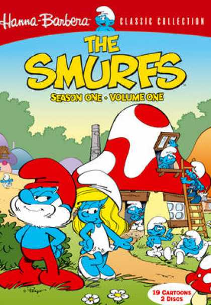 TV Series - Smurfs