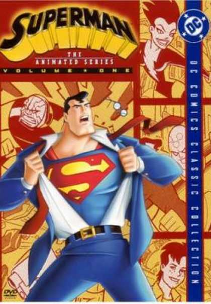 TV Series - Superman The Animated Series