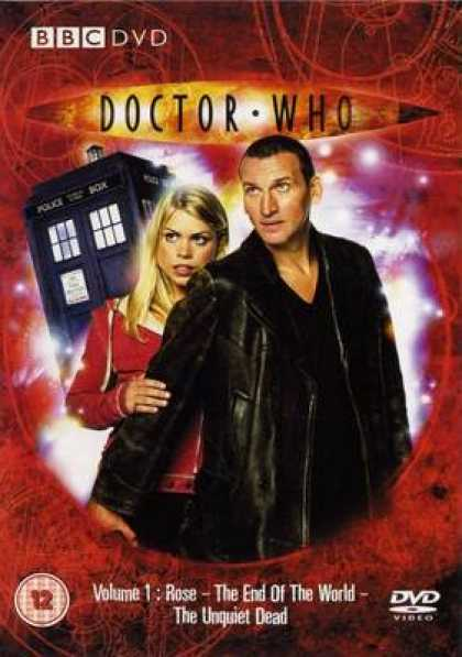 TV Series - Dr Who Vol1