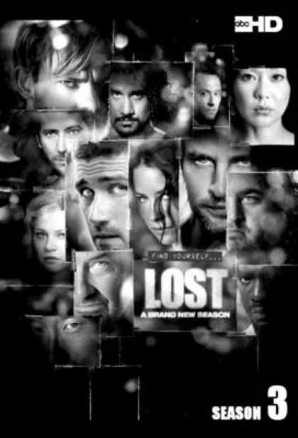 TV Series - Lost Dual Case DVD EP1-6