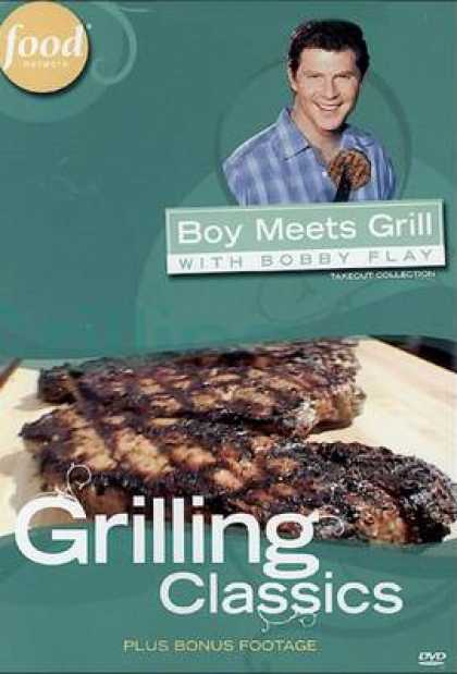TV Series - Boy Meets Grill With Bobby Flay - Grilling Cla