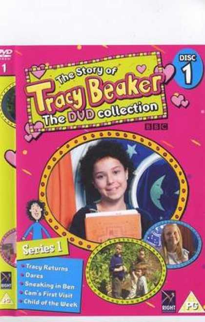TV Series - Tracy Beaker The Collection