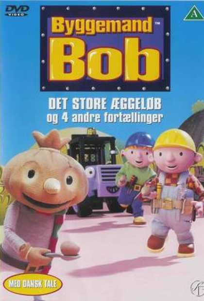 TV Series - Bob The Builder 14 Danish